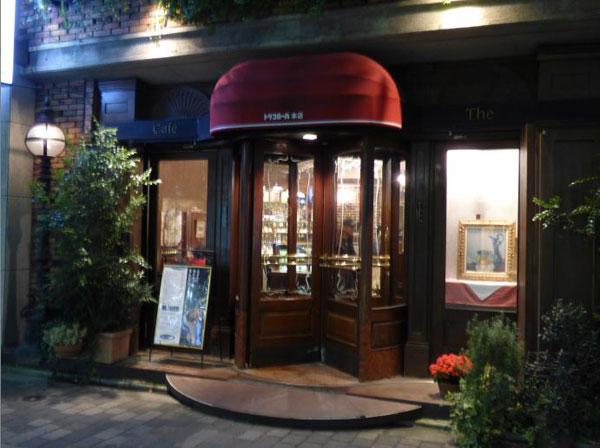 カフェ「銀座トリコロール」本店に行った感想