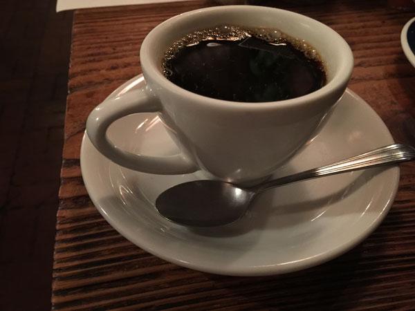さぼうるのコーヒー