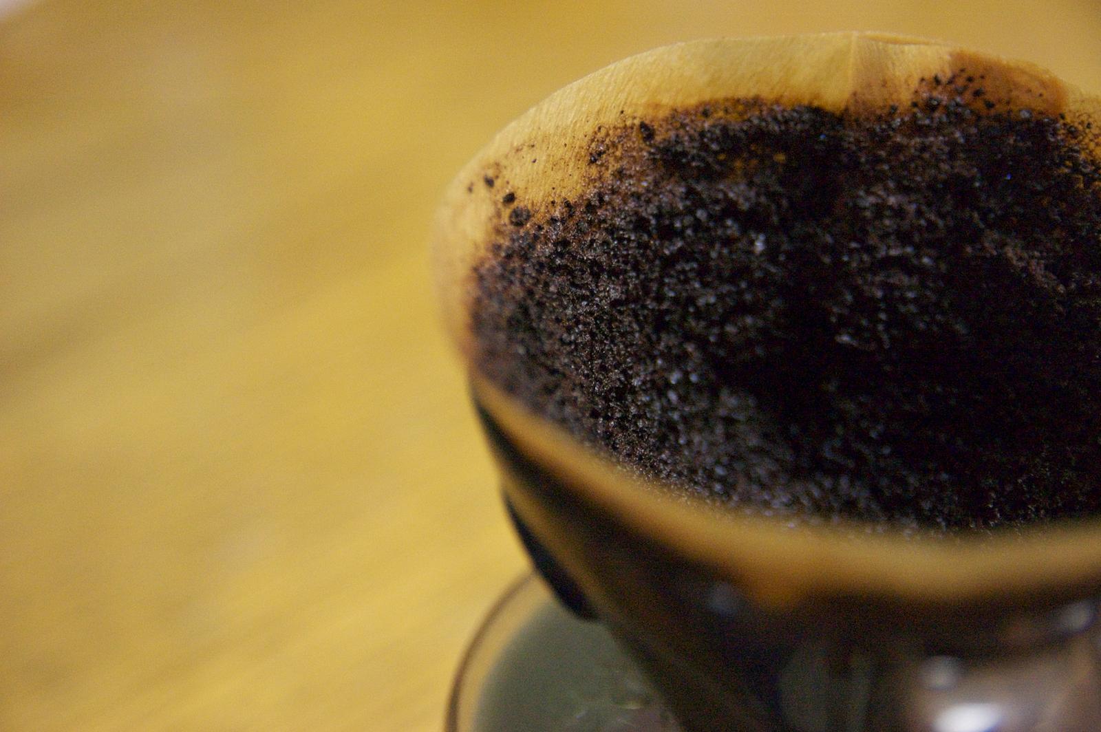 美味しいコーヒーの淹れ方・注ぎ方